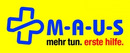 Logo M-A-U-S Seminare gGmbH in Worms